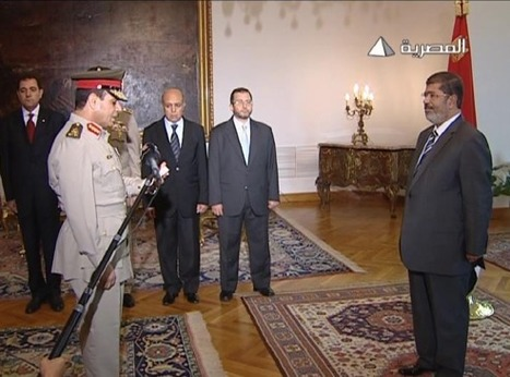 Army supports the economy, says minister | Égypt-actus | Scoop.it