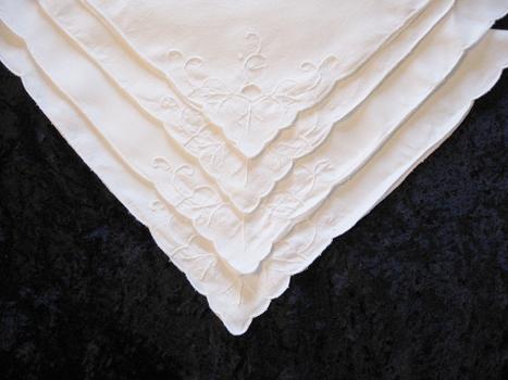 Linens & Textiles | Vintage Collectibles | Scoop.it
