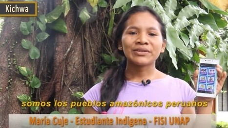 Learn Amazonian Languages With Apps Made in Iquitos · Global Voices | Technology and language learning | Scoop.it