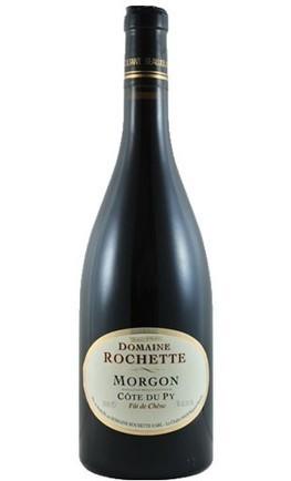 Morgon Côte du Py Fût de Chêne 2013 - Domaine Rochette - Beaujolais | Les Vins de France | Scoop.it