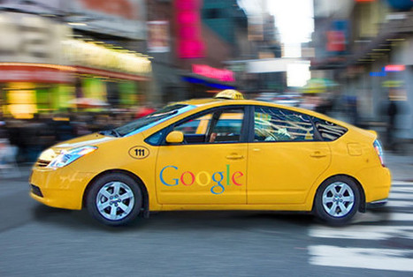 Google Car : 5.000 taxis autonomes dans les rues de New-York en 2016 | Hightech, domotique, robotique et objets connectés sur le Net | Scoop.it