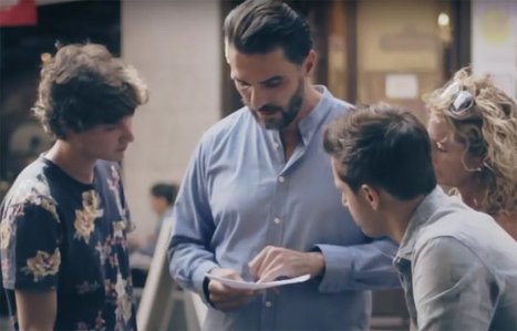 Gay tourists ask Spanish people to translate homophobic letter, their reactions will astound you | Gay Relevant | Scoop.it