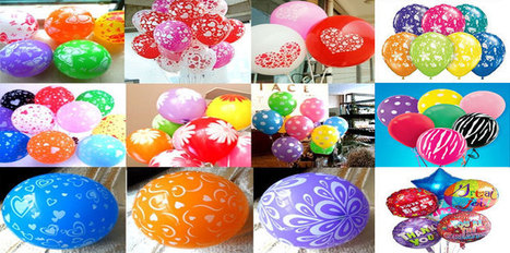 Birthday Party Balloon   Best printing and online printing service   Scoop.it