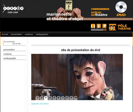 Marionnette et théâtre d'objet | | internet et education populaire | Scoop.it