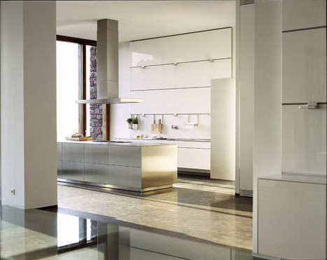 Minimalism in the Kitchen | Sponsored by bulthaup | Originally published in the June 2013 issue of Architectural Record | Architectural Record's Continuing Education Center | BKDA  Continuing Professional Development Archive | Scoop.it