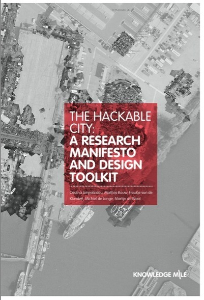 "New publication ""The Hackable City: A Research Manifesto and Design Toolkit"" 