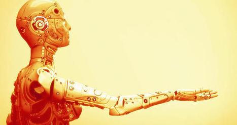 Quel droit pour les robots ?   L'Atelier : Accelerating Innovation   hors sujet   Scoop.it