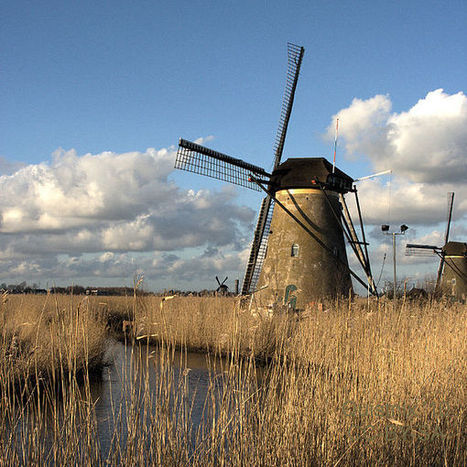 Top Tourist Friendly Windmills of the World | travelinfo | Scoop.it