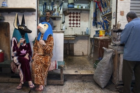 Exposition : Le théorème de Néfertiti | Égypt-actus | Scoop.it
