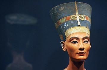Nefertiti's Bust | AUDITORIA, mouseion Broadband | Scoop.it