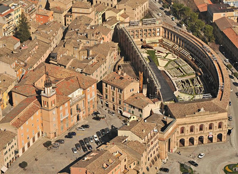 The Sferisterio, Macerata: turning a stadium for a sport in decline into a theatre | Le Marche another Italy | Scoop.it