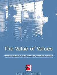 The Value of Values | Organizational Teamwork and Collaboration | Scoop.it
