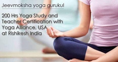 200 Hour yoga training | Yoga Teacher Training In India | Scoop.it