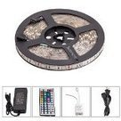 #10: Sunnest 16.4ft 5M Waterproof Flexible LED Strip Lights 5050SMD RGB 300 LED Color Changing LED Strip Kit with 44Key Remote+12V 5A Power Supply+IR Control Box | Vessel Sinks | Scoop.it
