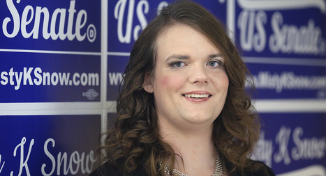 Two transgender candidates named 'Misty' win primaries | Gender and Crime | Scoop.it