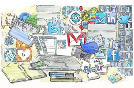 Crear una comunidad de la biblioteca en las redes sociales | scientometrics | Scoop.it