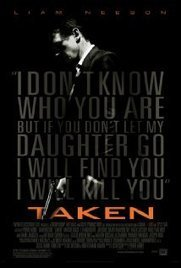 Taken (2008) | Thriller tv and film | Scoop.it