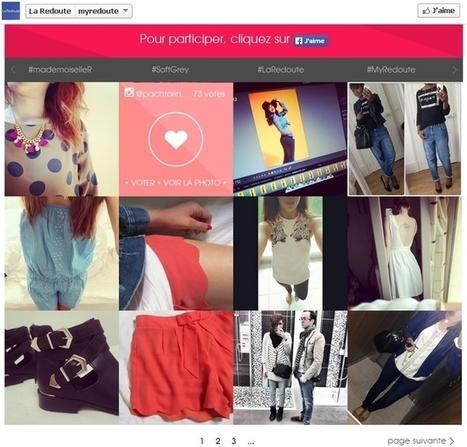 La Redoute réinvente son catalogue avec ses clients sur Internet | Veille RC - Toute l'actualité des mois d'Avril et Mai 2014 | Scoop.it