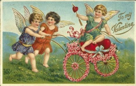 History of Valentine's Day Greetings & Cards | Smartpress.com | Photography, Graphic Design & Artful Inspiration | Scoop.it