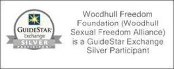 Woodhull Recognized for Commitment to Transparency | Woodhull Sexual Freedom Alliance | Let's Get Sex Positive | Scoop.it