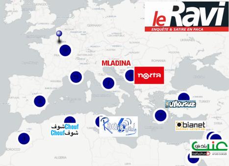 Ces médias méditerranéens qui tentent de faire entendre une autre voix | DocPresseESJ | Scoop.it