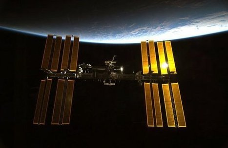A man was able to call the international space station and talk to astronauts ... - Business Insider   Anonymous Canada International news   Scoop.it