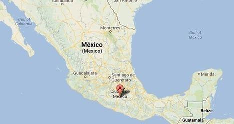 Un sismo de 5,8 grados sacude Ciudad de México a medianoche | Saber diario de el mundo | Scoop.it