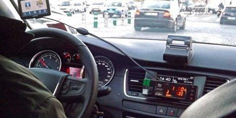 Taxis, VTC, Loti : La proposition de loi de Laurent Grandguillaume | Love Paris | Scoop.it