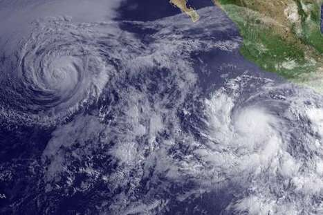 Tropical Storm Blanca becomes hurricane in eastern Pacific | Cabo San Lucas | Scoop.it