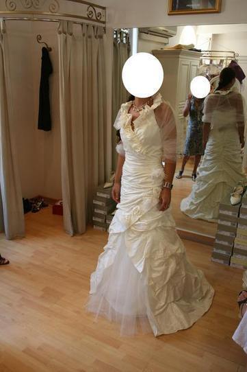 robe de mariée Linea Raffaelli doccasion  Robes de mariée d ...