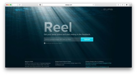 Reel App: Host and embed PPT and PDF files without registration | TELT | Scoop.it