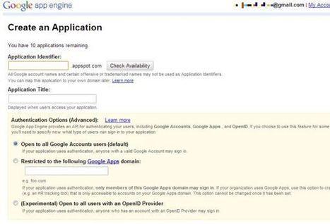 [Tip] Cómo registrar una cuenta de Google Apps de forma gratuita | Recull diari | Scoop.it