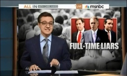 Daily Kos: Chris Hayes Blows Apart Obamacare Kills Jobs Lies (VIDEO) | Everything You Need to Know           Re: Bernie Sanders | Scoop.it