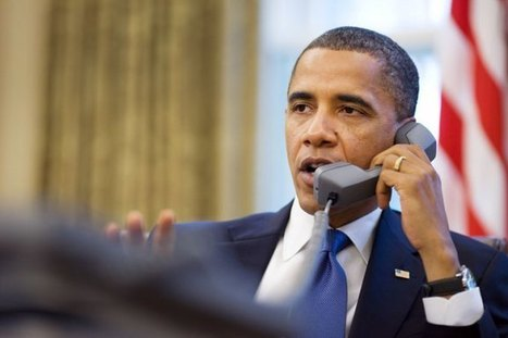 """Zuckerberg Called Obama To """"Express Frustration"""" Over Spying's Threat To Internet Security 