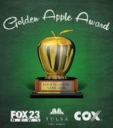 Lewis and Clark math teacher takes home first Golden Apple Award | www.fox23.com | CLOVER ENTERPRISES ''THE ENTERTAINMENT OF CHOICE'' | Scoop.it
