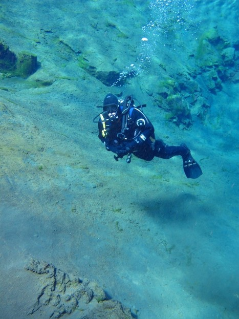 Scuba Diving in Iceland with Dive.is – Review | All about water, the oceans, environmental issues | Scoop.it
