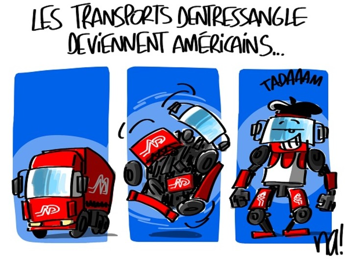 Transformers 3,2 | Baie d'humour | Scoop.it