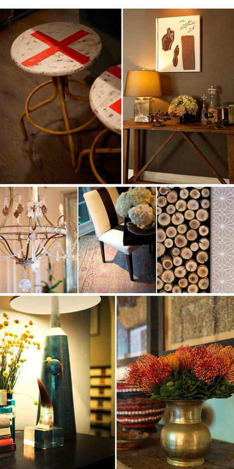 Interior designer Kishani Perera shares how to work vintage interiors - State of Green | Sustainable living | Scoop.it
