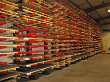 Warehouse Storage Systems - Cantilever Racking | MSS Houston | Scoop.it