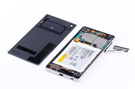 Sony Xperia Z4 Teardown | Smartphone DIY Repair Guide | Scoop.it
