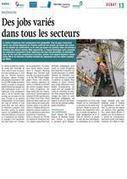 "L'ECAM dans le journal ""Métro"" - 07 mars 2013 | ECAM | Scoop.it"