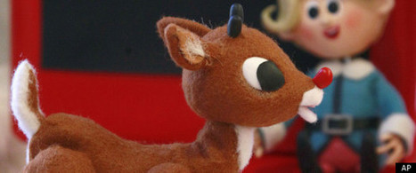Scrapbook Tells How Rudolph The Red Nosed Reindeer Actually Went Down In History | Transmedia: Storytelling for the Digital Age | Scoop.it