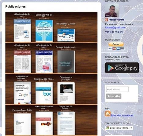 Educación tecnológica: Libro Estrategias web 2.0 para la enseñanza | Profesoronline | Scoop.it
