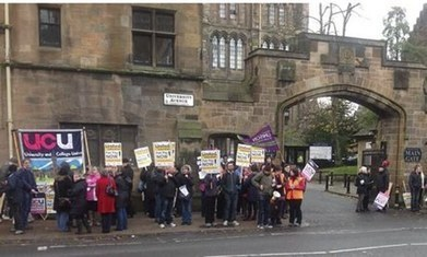 UK university departments close as three unions join in strike over pay | Higher Education and academic research | Scoop.it