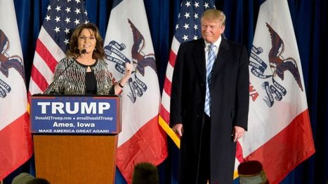 Sarah Palin Under Consideration for VA Secretary | Veterans Affairs and Veterans News from HadIt.com | Scoop.it