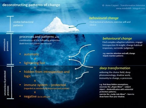 Reality is a process: deconstructing patterns of change | Futurable Planet: Answers from a Shifted Paradigm. | Scoop.it