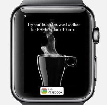 Le coupon pour créer l'usage des objets connectés et de l'apple watch | COUPONING | Scoop.it