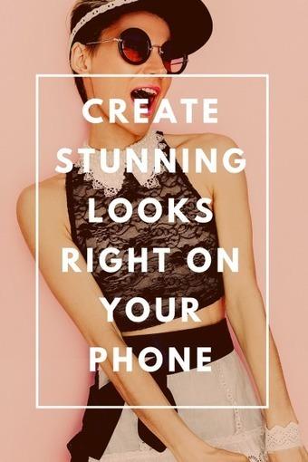 Create stunning looks virtually right on your phone | Cyberlobe | WordPress and iPhone Development | Scoop.it