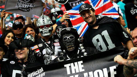 Fans in London dreaming of an NFL team of their own | AP HUMAN GEOGRAPHY DIGITAL  STUDY: MIKE BUSARELLO | Scoop.it
