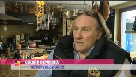 Depardieu: «La France est triste, les gens en ont marre» | Du bout du monde au coin de la rue | Scoop.it